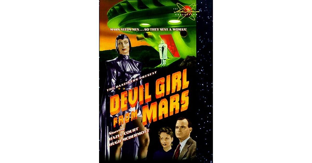 Devil Girl from Mars by Patricia Laffan Patricia Laffan Interview