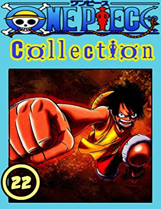 OnePie: Piece Collection - Book 22 Includes Vol 64 - 65 - 66 Full Color Great Shounen Manga For Young & Teens , Adults, Pirates Adventure Fan