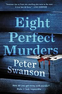 Eight Perfect Murders (Malcolm Kershaw, #1)
