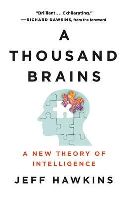 A Thousand Brains by Jeff Hawkins
