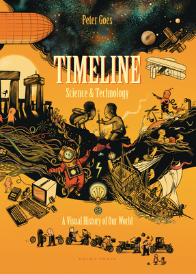 Timeline Science and Technology by Peter Goes