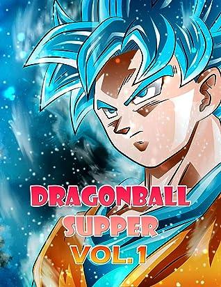 MANGA COLLECTIONS: DRAGON BALL SUPER VOL 1