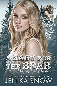A Baby for the Bear (Wylde Brothers, #1)