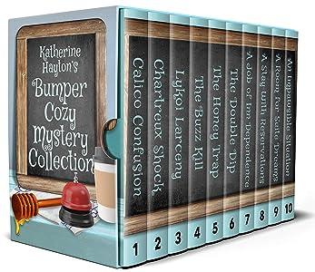 Katherine Hayton's Bumper Cozy Mystery Collection