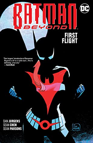 Batman Beyond, Volume 7: First Flight