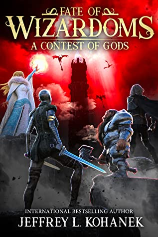 A Contest of Gods (Fate of Wizardoms, #6)