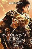 Pád Ohnivého princa (Mágia živlov, #2)