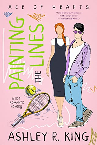 Painting the Lines (Ace of Hearts, #1)
