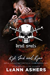 Kyle, Jack, & Ryan: Devil Souls MC Novellas (Devils Souls MC, #5)