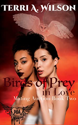 Birds Of Prey In Love By Terri A Wilson
