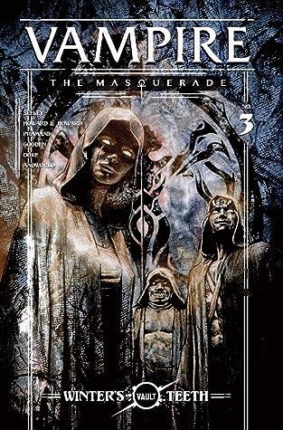 Vampire: The Masquerade - Winter's Teeth #3