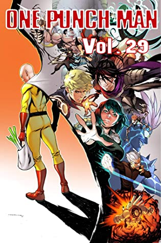 One Punch Man Full series: Manga volume 29