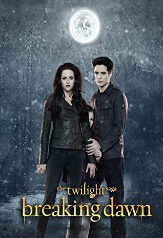 The Twilight Saga Breaking Dawn : ScreenPlay