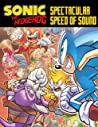 Sonic: The Hedgehog Sonic Comics Spectacular Speed of Sound Comic Book Collection
