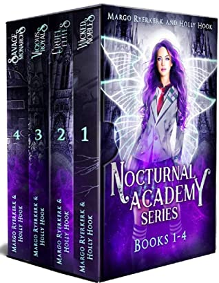 Nocturnal Academy Complete Series Boxset [A New Adult Prison Academy Series]
