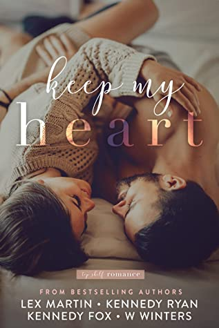 Keep My Heart: Top Shelf Romance #7