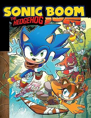 Sonic: The Hedgehog Live Comic Book