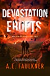 Devastation Erupts (Nature's Fury, #3)