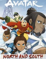 Avatar: The Last Airbender North and South Nickelodeon Avatar Comics Books Kids