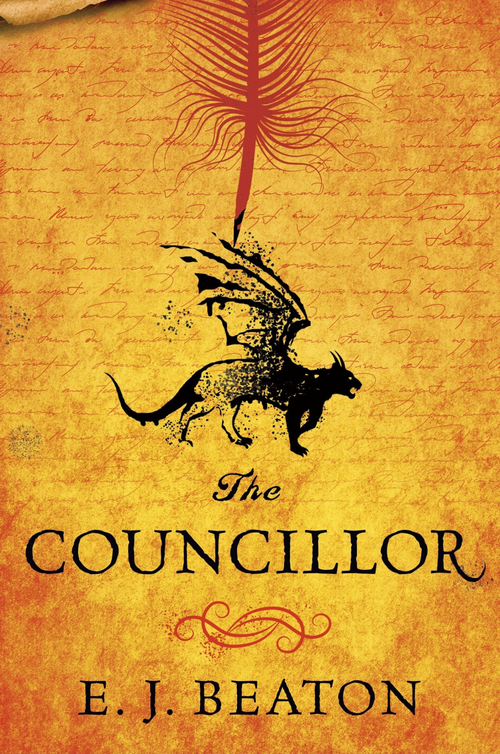 Cover of The Councillor by E.J. Beaton