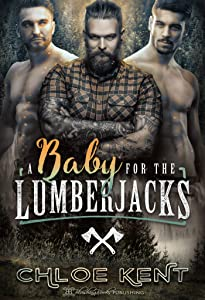 A Baby for the Lumberjacks (A Baby for Them Book 1)