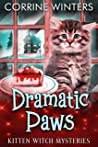Dramatic Paws (Kitten Witch Mysteries #1)