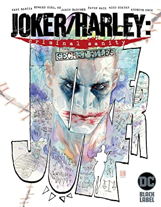 Joker/Harley by Kami Garcia