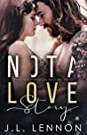 Not a Love Story (This Love, #1)
