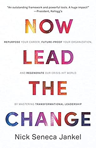 Now Lead the Change cover