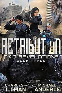 Retribution (Akio Revelations #3)
