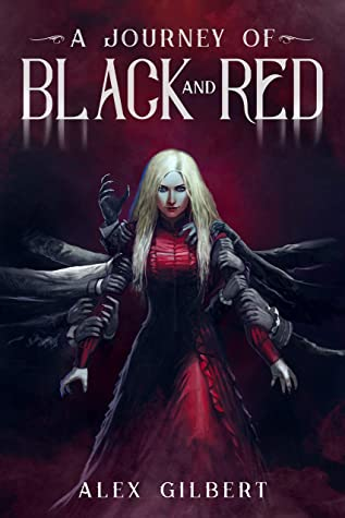 A Journey of Black and Red by Alex Gilbert