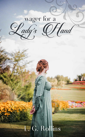 Wager for a Lady's Hand (Lockhart, #1)