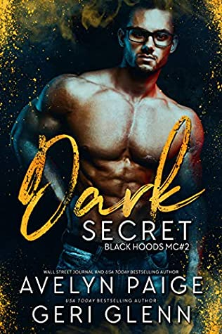 Dark Secret (Black Hoods MC #2)