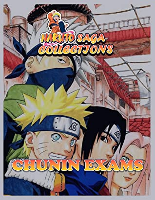 Manga Saga Collections: Naruto Chunin Exams Vol 2