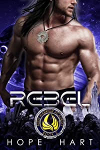 Rebel (Alien Warrior Academy, #2)