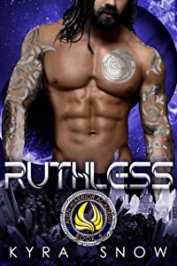 Ruthless (Alien Warrior Academy, #4)