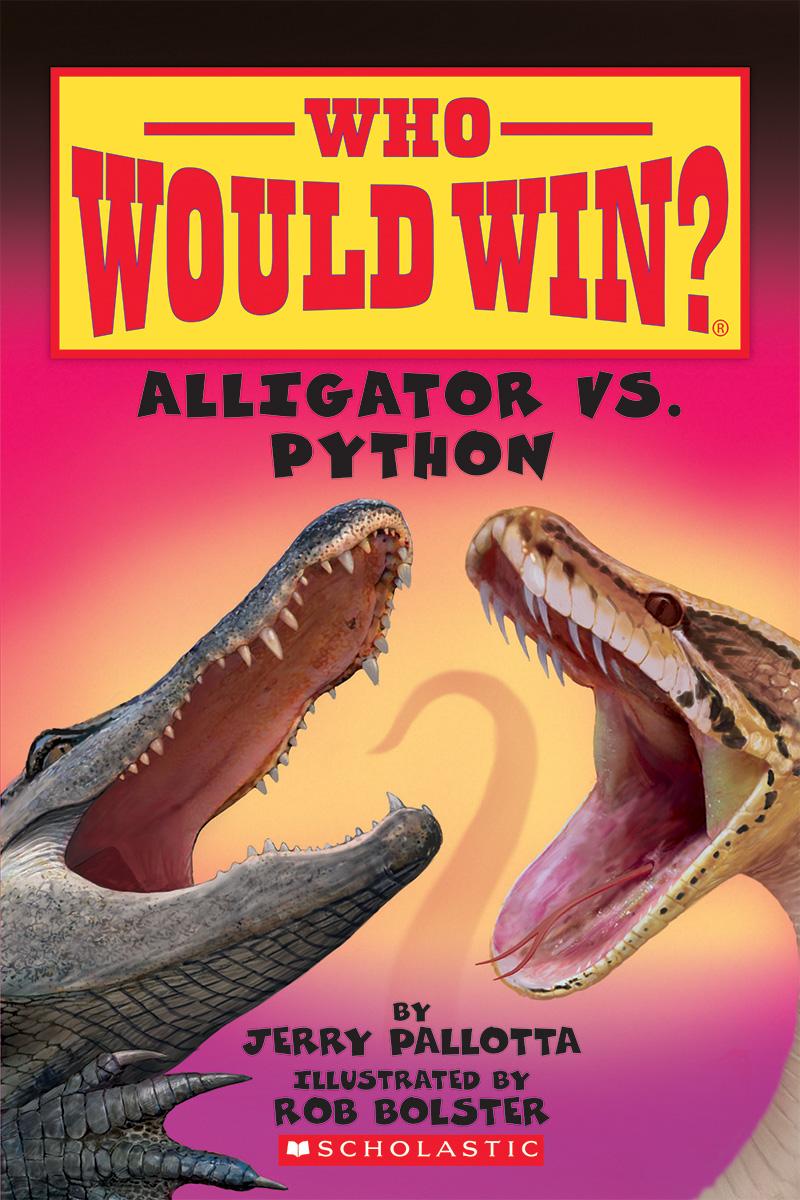 Alligator vs Python