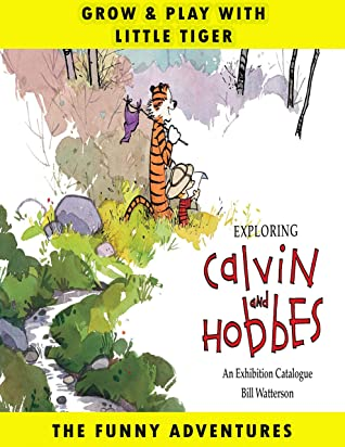 Little Tiger: Vol 14 - Great Calvin Adventure And Hobbes Cartoon Comics Books - For Kids, Boys , Girls , Fans , Adults