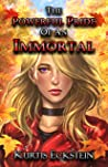The Powerful Pride of an Immortal (Immortal Supers, #4)