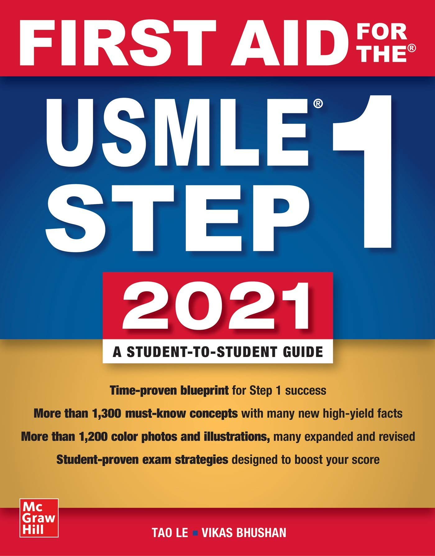 First Aid for the USMLE Step 1 — 2021