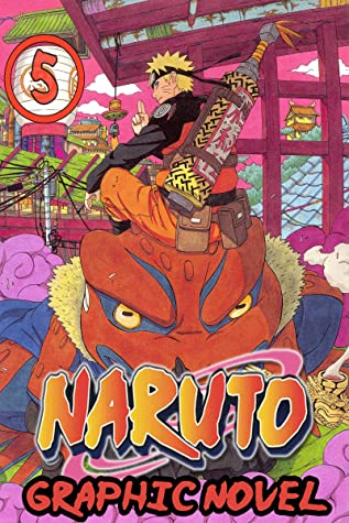 Naru: Book 5 Includes Vol 13 - 14 - 15 - Great Shonen Manga Naruto Action Graphic Novel For Adults, Teenagers, Kids, Manga Lover