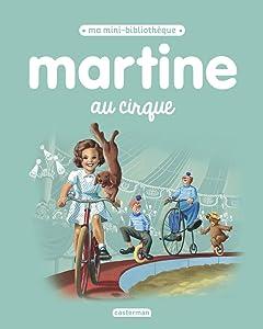 MARTINE AU CIRQUE N.É. 2017