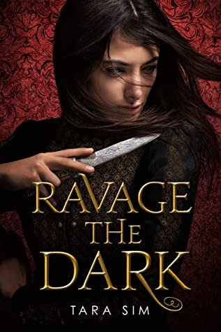 Ravage the Dark (Scavenge the Stars, #2)