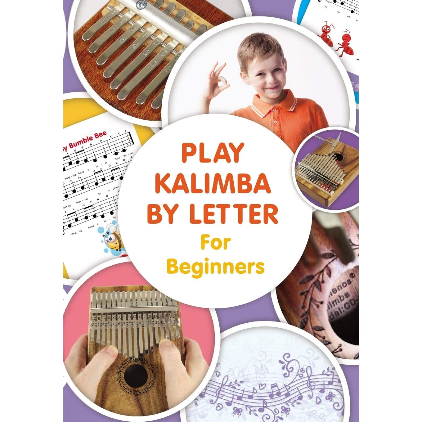 Play Kalimba By Letter For Beginners Kalimba Easy To Play Sheet Music By Helen Winter