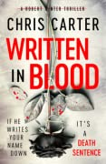 Written in Blood (Robert Hunter, #11)
