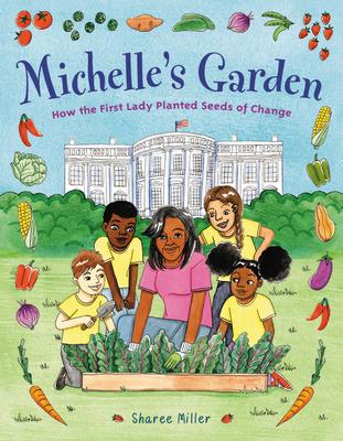 Michelle's Garden by Sharee Miller