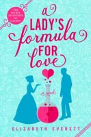 A Lady's Formula for Love (The Secret Scientists of London, #1)