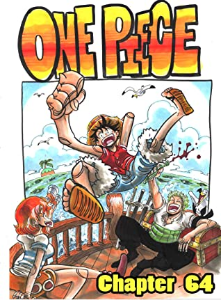 One Piece Full series: Vol8 Chapter 64 The Mighty Battle Spear 127