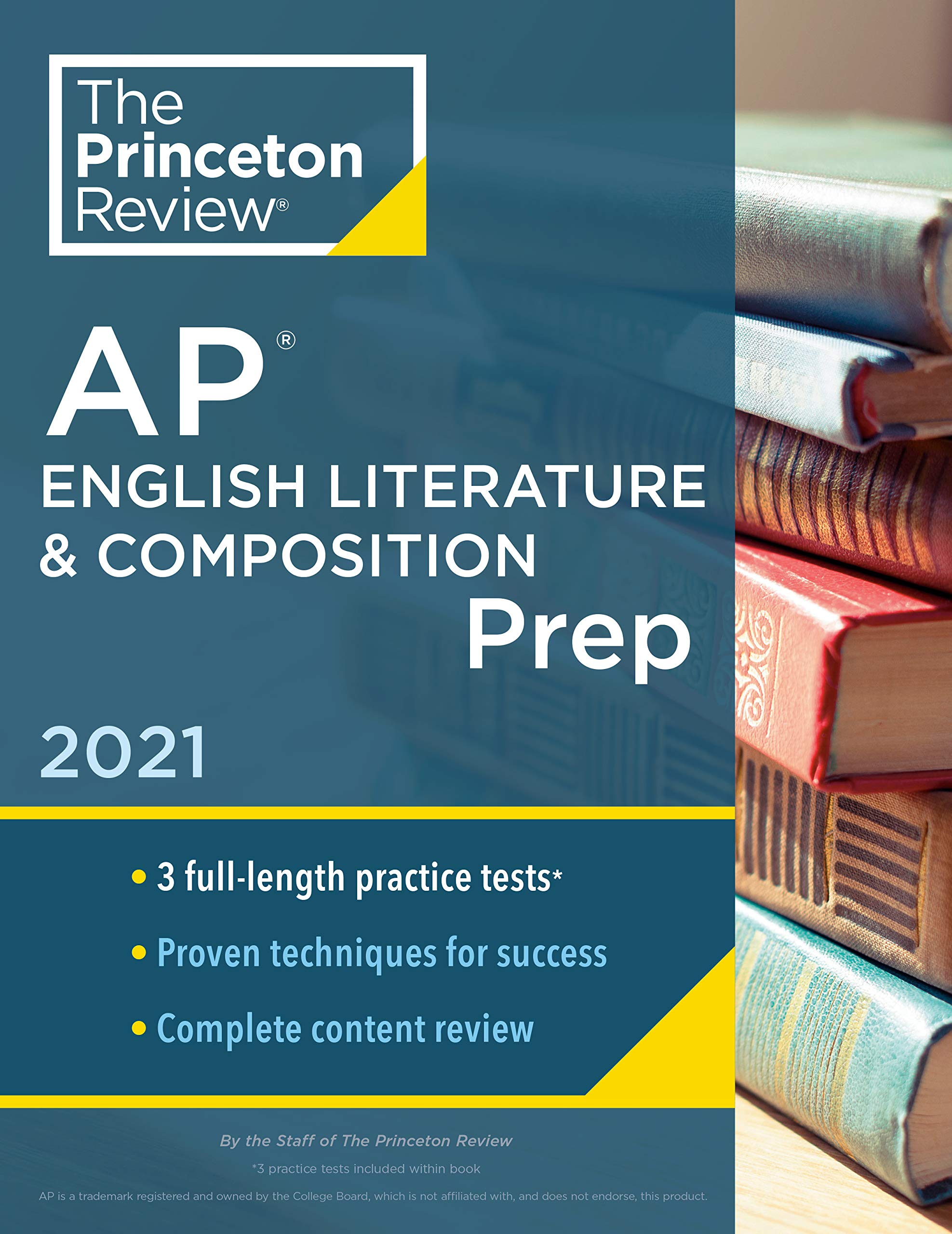 Princeton Review AP English Literature   Composition Prep  2021 - The Princeton Review UserUpload.Net