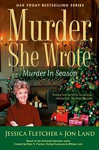 Murder in Season (Murder, She Wrote, #52)